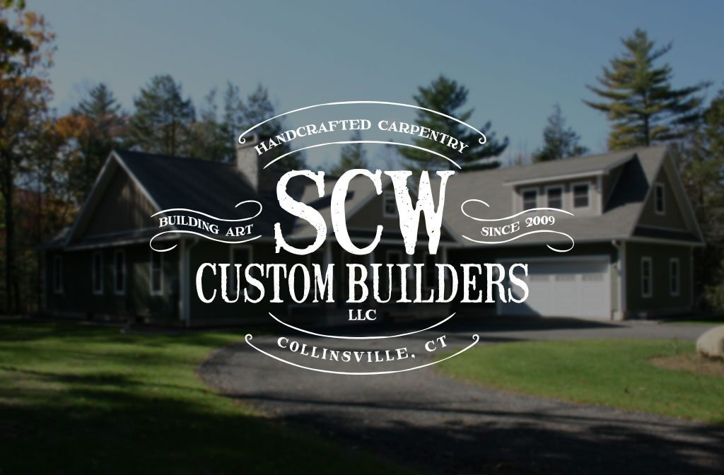 SCW Custom Builders logo