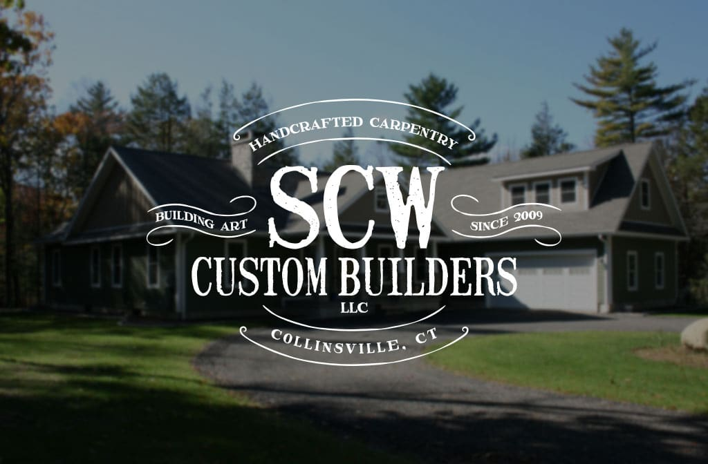SCW Custom Builders logo