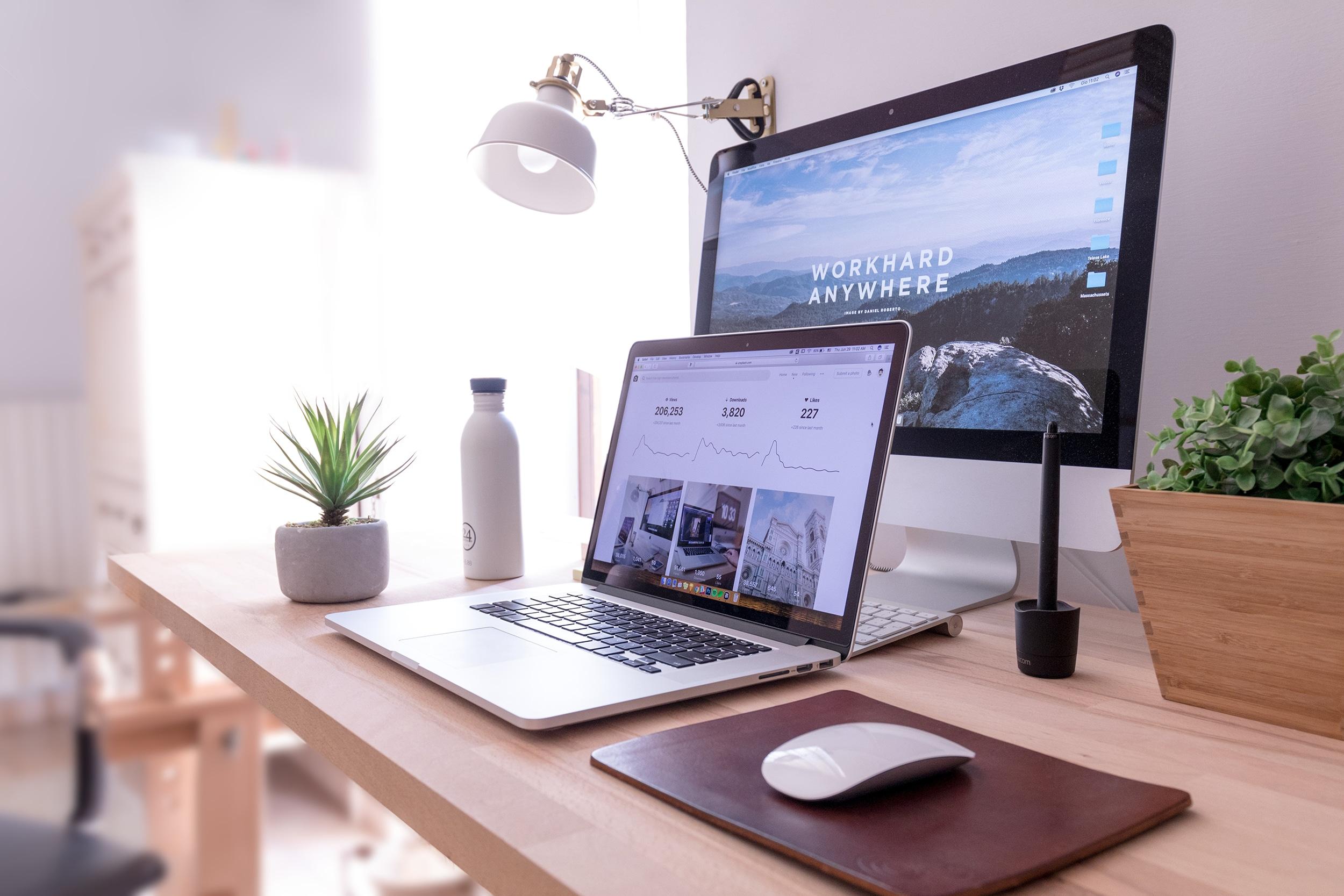 example computer desk
