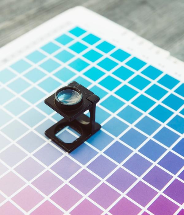 print design color charts